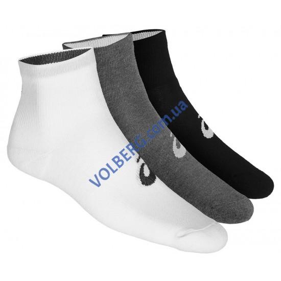 Спортивні шкарпетки Asics 3PPK QUARTER 155205-0701