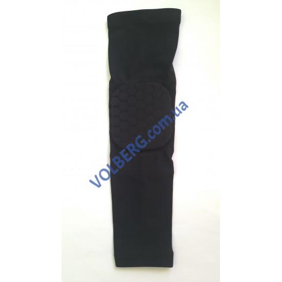 Налокітник еластичний компресійний із захистом ліктя BC-5666 (1 шт)