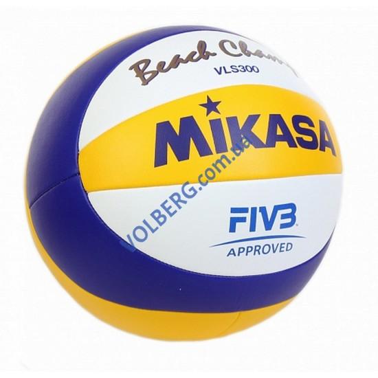 М'яч для пляжного волейболу Mikasa VLS300