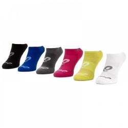 Спортивні шкарпетки Asics 6PPK Invisible Sock 135523V2-0965