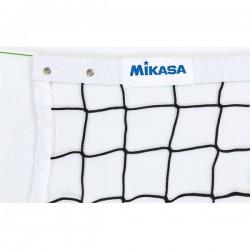 Сітка волейбольна Mikasa C-6399 з металевим тросом