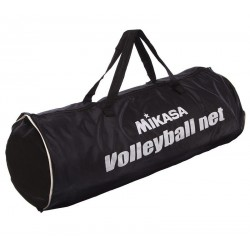Сітка волейбольна Mikasa C-1417 з металевим тросом та сумкою