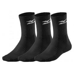 Спортивні шкарпетки Mizuno Training 3P Socks 32GX6A54-09