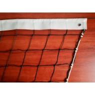 Професійна сітка для класичного волейболу з тросом