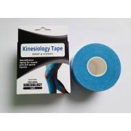 Кінезіо тейп в рулоні, еластичний пластир  3,8см х 5м