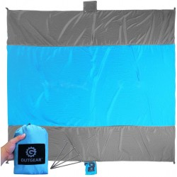 Пляжний килимок, покривало для пікніка OutGear