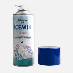 Заморозка спортивна. Спрей ICEMIX (400 мл)